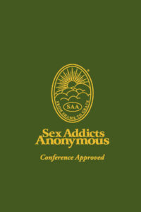 The Green Book - Sex Addicts Anonymous